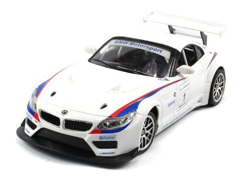 Licensed BMW Z4 GT3 Electric RC Car 1:18 DX RTR (Colors May Vary) Authentic Body Styling