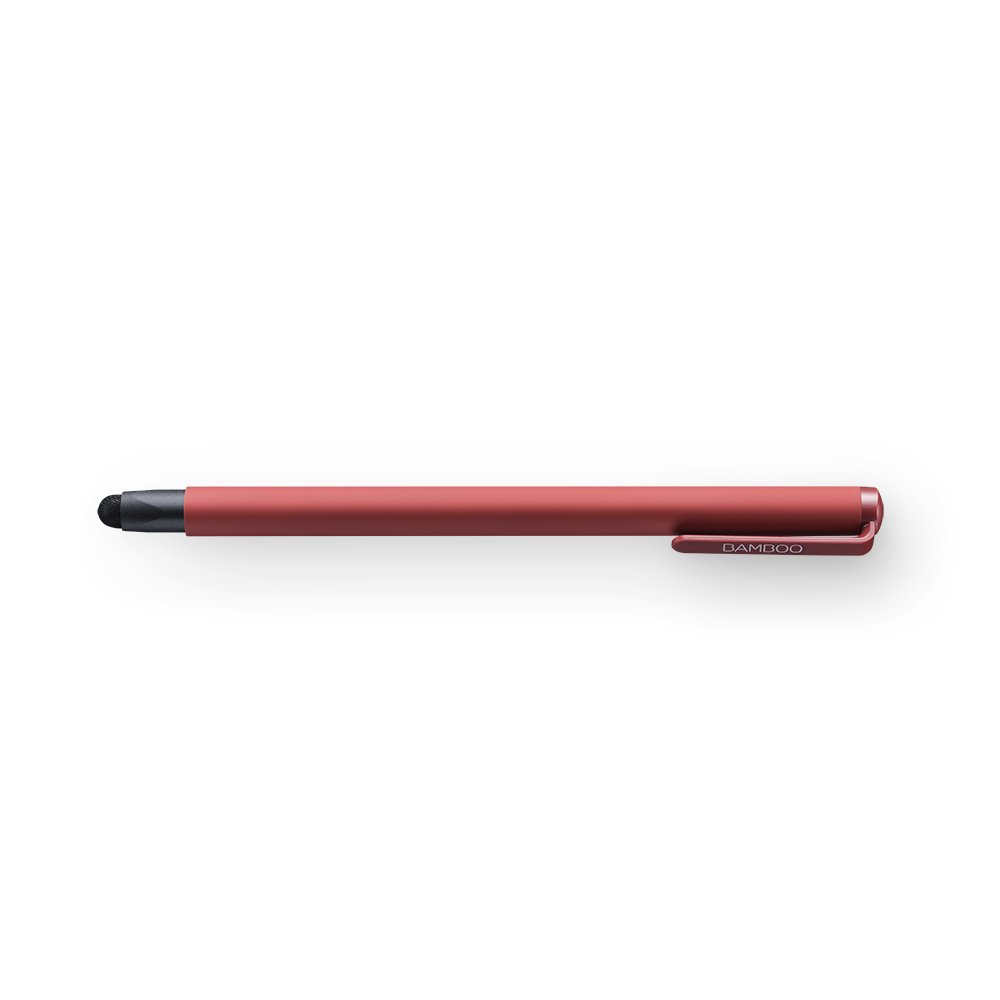 Wacom Bamboo Solo 4th Gen Stylus, Black CS190K