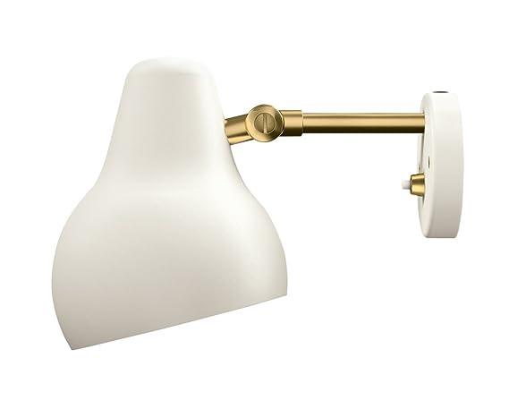 Vl led lampada da parete design weiß pulverbeschichtet v hz