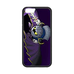 Meta Knight iPhone 6 4.7 Inch Cell Phone Case Black T9999608