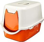 Toalete Gato Duracats Laranja Durapets para Gatos