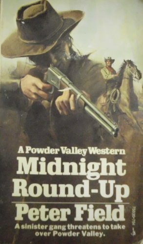 book cover of Midnight Round Up
