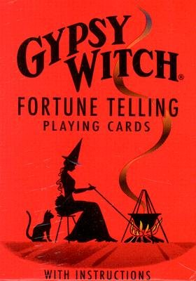 Gypsy Witch Fortune Telling Cards [TAROT DECK-GYPSY WITCH FOR]