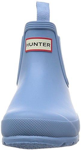 Original Hunter Womens Waterproof Rain Sky Boots Wellingtons Ankle Chelsea Blue 7Pww4xqS