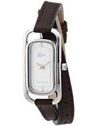 Lacoste Women's Quartz Watch 2000727 2000727 with Leather Strap