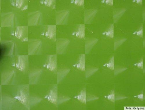 Könighaus 4d Cateye verde pantalla 400x 152cm burbujas con instrucciones (Auto Pantalla)