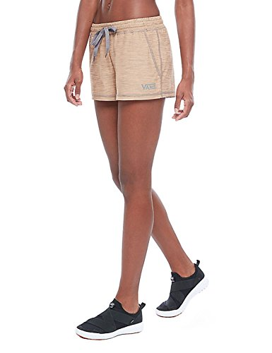 Vans Women's Crossings Women's Beige Shorts in Size S Beige by Vans