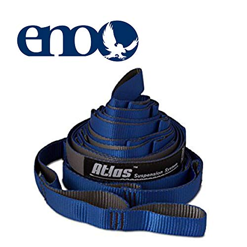 ENO - Eagles Nest Outfitters Atlas Chroma Hammock Straps, Suspension System, ()