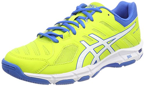 Jaune Energy Asics Volleyball Blue Gel de Green Homme Chaussures 7701 Electric White 5 Beyond Jaune xqAf0wqBa