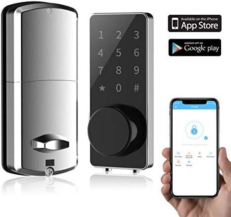 Keyless Deadbolt Electronic Bluetooth Apartment product image