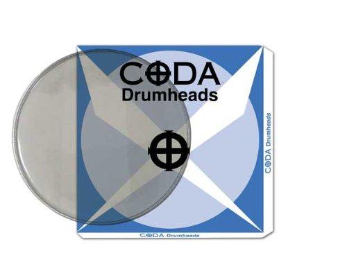 CODA DA-H20-13 13-Inch Clear Drumhead