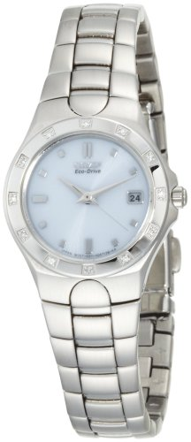 Citizen Women's EW0730-54A Eco-Drive Corso Diamond Accented Watch