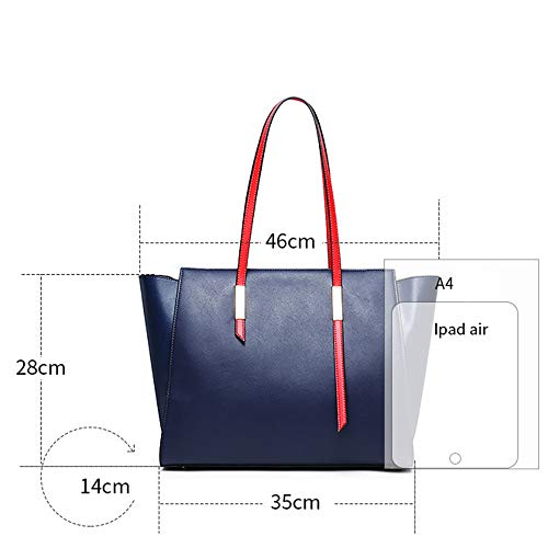 Cowhide Supple Leather Bags Totes Genuine Soft Shoulder Bags Red Satchels Hobo Handbags Women wnvzpxz