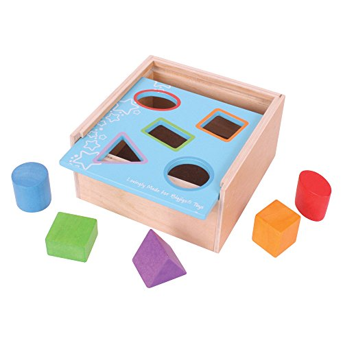 Bigjigs Toys First Posting Box by Bigjigs Toys