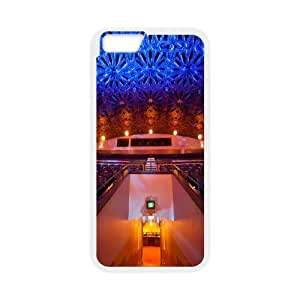 Iphone 6 Case, fox theater Case for Iphone 6 4.7 screen White tcj565194 tomchasejerry