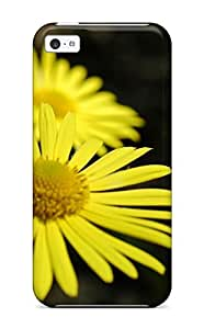Ideal Case Cover For Iphone 5c(yellow Flowers), Protective Stylish Case 4017700K25182263