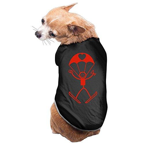 SEKODOVE Pet Dog Warm Clothes Puppy Jumpsuit Hoodie Coat Doggy Apparel Corporate Ski Trips Dog Shirt