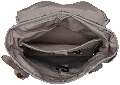S Kipling Women's Backpack Experience Kipling Clouded Grey Sky Experience Women's qwAOxXUv
