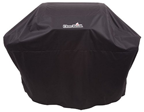 Char-Broil 140 766 - Universal 3-4 Burner Gas Barbecue Grill Cover, Black Char-Broil Europe GmbH