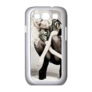 C-EUR Phone Case Lady Gaga Hard Back Case Cover For Samsung Galaxy S3 I9300 by icecream design