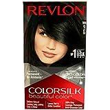 Revlon Colorsilk Hair Color Soft Black 1WN