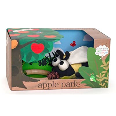 Apple Park Critter Teething Toy, Bee : Baby Teether Toys : Baby