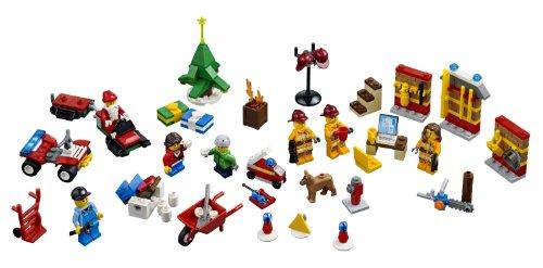 Amazon.com: LEGO 2012 City Advent Calendar 4428: Toys & Games