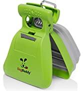 DogBuddy Pooper Scooper, Portable Dog Poop Scooper, Sanitary Dog Waste Pick Up, Heavy Duty Dog Wa...