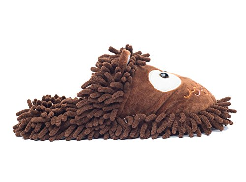 Chaussons pour Brown Owl femme Ofoot w6q5d8w