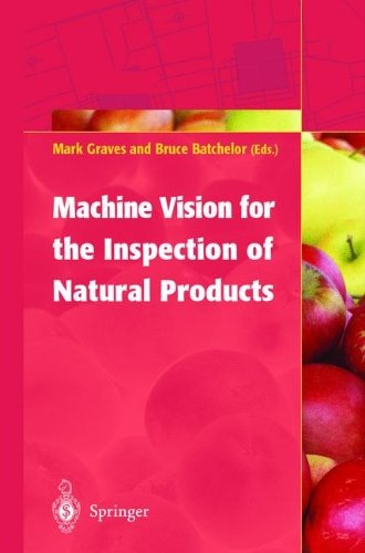 Machine Vision for the Inspection of Natural Products Pdf