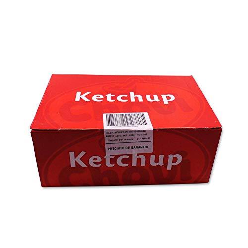 Chovi Ketchup Sobres Individuales – (252 Unidades) – 3,024kg