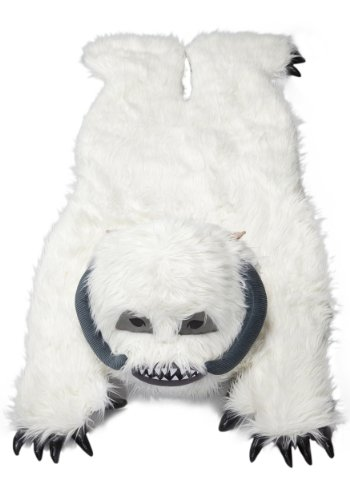 Star Wars Wampa Plush Throw Rug ()