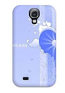 Cute Appearance Cover/tpu HNrNAJp900GyOPL Fragments Of Love Case For Galaxy S4