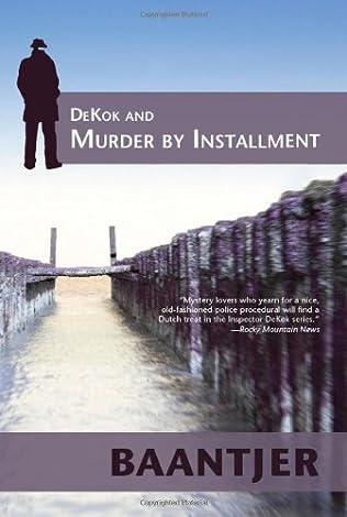 book cover of Dekok and Murder by Installment