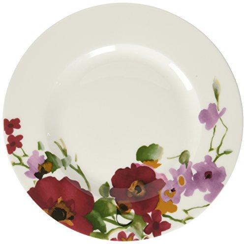 Mikasa Garden Palette Bouquet Salad Plate, 8.5-Inch