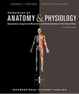 Anatomy And Physiology Book By Tortora