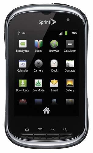 Sprint Kyocera Milano Android Phone (No Contract)