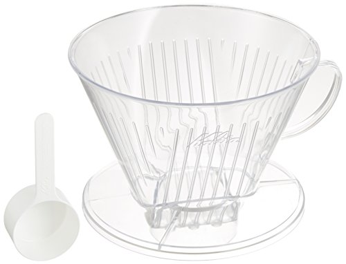 Kalita: [7-12] people for polycarbonate resin Coffee Dripper 104-D # 07001