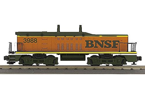 BNSF SW-9 SWITCHER NON-POWERED