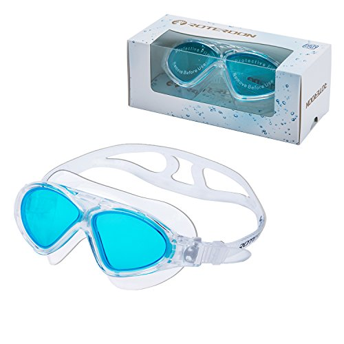 Swimming Goggles Vista No Nose With Anti Fog Uv Protection Eye Mask Seal Well Top Rated Triathlon Equipment For Men Adult Kids Youth Swim In Outdoor Pool Buy From Amazon - Myopia Online Glasses Buy