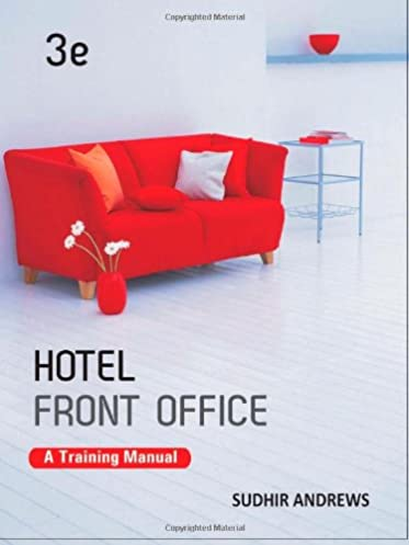 buy hotel front office a training manual book online at low prices rh amazon in For Hotel Housekeeping Manual Hotel Housekeeping Training Topics