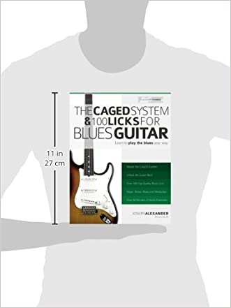 70off The Caged System And 100 Licks For Blues Guitar Learn To