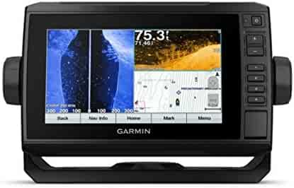 Garmin 010-01898-01 ECHOMAP Plus 74sv With CV51M-TM Transducer, 7