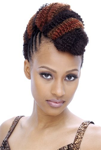 afro bulk hair styles janet collection synthetic hair braids noir afro 8608