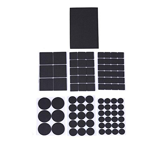 Mytop Self Stick Rubber Anti Skid Pad Value Pack Furniture And Floor  Protectors Anti Skid U0026 Scratch ...