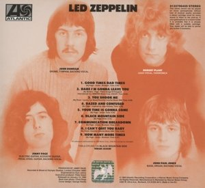 Led Zeppelin I (Remastered Original CD)