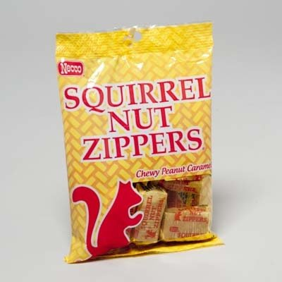 Squirrel Nut Zippers 5oz Bag product image