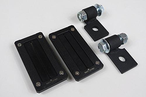 Lap Belt Bezel & Mounting Kit (RZR xp 1000, RZR 900)