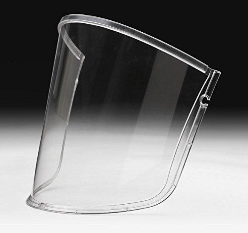 3M Versaflo M-Series M-927/37324 Polycarbonate Face Shield Window - 70071562188 [PRICE is per EACH]