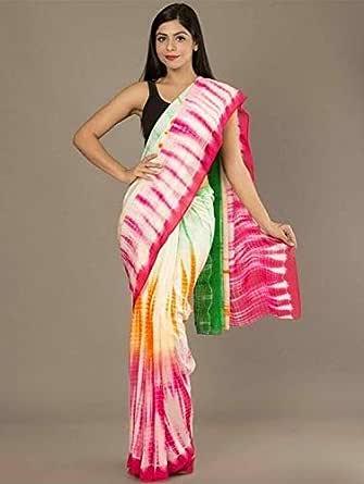 KANCHI Casual Saree For Girls
